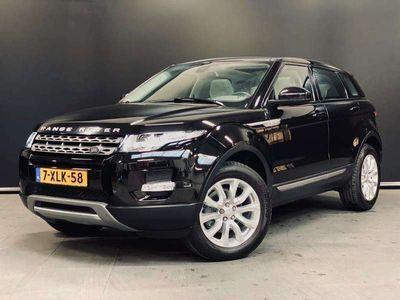 tweedehands Land Rover Range Rover evoque 2.2 eD4 2WD Pure 150 PK, Navi, Clima, Cruise, Glaz