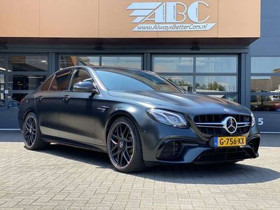 tweedehands Mercedes E63 AMG S 4Matic Premium Plus Edit. 1