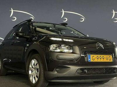 tweedehands Citroën C4 Cactus 1.2 ECC NAVIGATIE CRUISE CD CV+AB