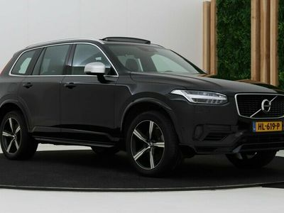 tweedehands Volvo XC90 2.0 T8 Twin Engine AWD R-Design | Incl. BTW | B&W | Head-Up | Luchtvering | Pano