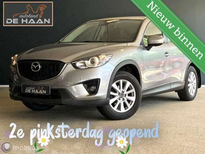 tweedehands Mazda CX-5 2.0 TS+ 2WD STOELVERW. PDC BLUETOOTH CLIMATE CRUIS