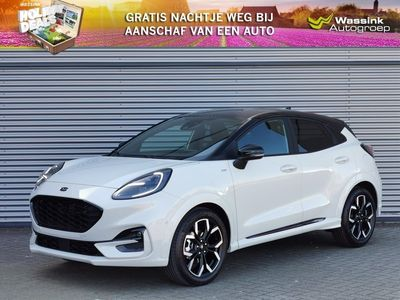 tweedehands Ford Puma 1.0i Ecoboost Hybrid 155pk ST-Line X First Edition