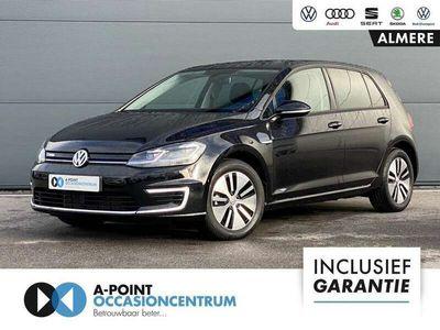 tweedehands VW Golf e-Golf 136PK / 4% bijtelling | €18.727,- EXCL BTW