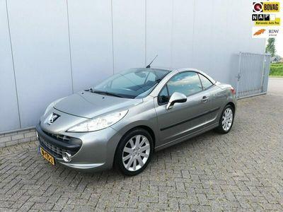 tweedehands Peugeot 207 CC 1.6 HDiF