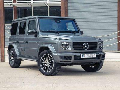 tweedehands Mercedes G500 500