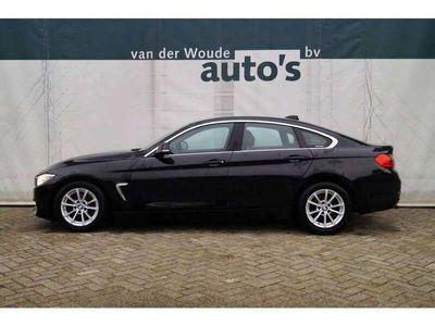 tweedehands BMW 418 Gran Coupé d Corporate Essential -NAVI-XENON-