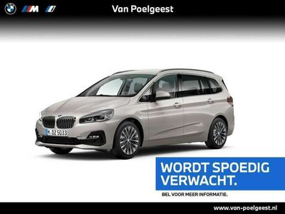 tweedehands BMW 218 Gran Tourer 218i Executive Model Luxury Line