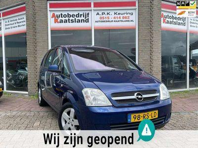 tweedehands Opel Meriva 1.6-16V Maxx Cool - Clima - Elek ramen