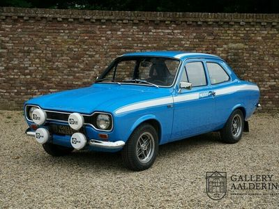 tweedehands Ford Escort MK1 Mexico Top restored must be the best availab