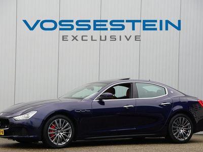 tweedehands Maserati Ghibli 3.0 V6 D 275pk / Camera / Schuifdak / Navi / 1e Eigenaar / 30dkm NAP / NL-Auto