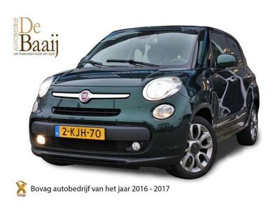 tweedehands Fiat 500L 1.4-16V 96pk Lounge   Climate control   Cruise con