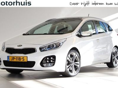tweedehands Kia cee'd 1.0 T-GDi 120PK GT-LINE PANO XENON LED NAP