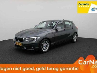 tweedehands BMW 118 1 Serie i Corporate Lease Executive, Automaat, LED, Navigatie