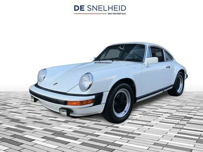 tweedehands Porsche 911 3.0 SC Coupé, Airco, schuifdak Classic Car.