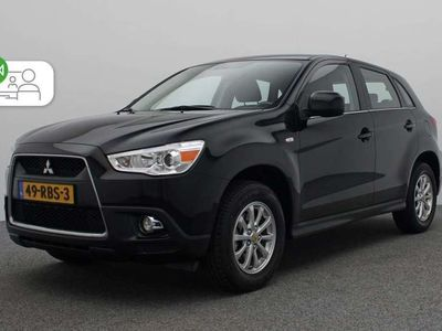 tweedehands Mitsubishi ASX 1.6 117PK Intro Edition ClearTec