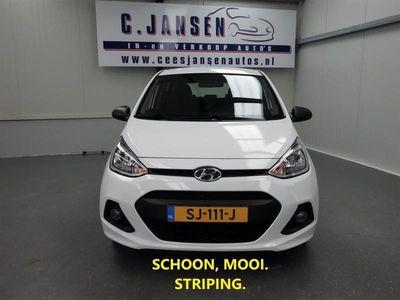 tweedehands Hyundai i10 1.0i i-Motion Comfort Striping FACTUREN.