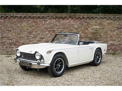 tweedehands Triumph TR 250 Highly original verry well maintained