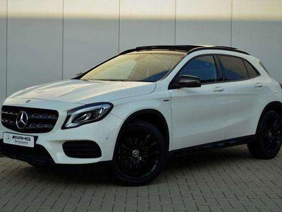 tweedehands Mercedes GLA220 220d AMG Night-Edition1 AUT7 177PK (2017)