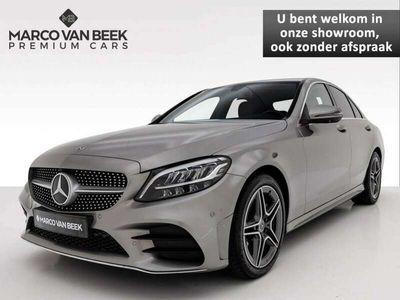tweedehands Mercedes C160 Premium Plus Pack Facelift AMG Nw. Prijs € 51.812