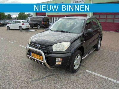 tweedehands Toyota RAV4 2.0 5-DRS 4WD Airco Nap Nieuwe Apk 07-22