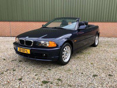 tweedehands BMW 323 Cabriolet 323Ci Executive