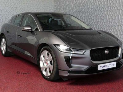 tweedehands Jaguar I-Pace EV400 SE 4%! PRIJS EX BTW PANORAMA LED NAVI LEDER CAMERA STOEL/STUUR VERW