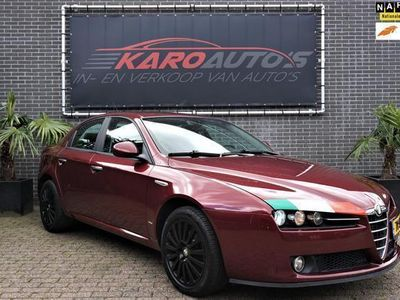 tweedehands Alfa Romeo 159 1.9 JTS Distinctive Xenon Nav Cruis Pdc Clima