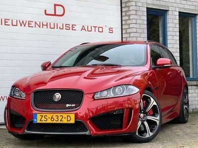 tweedehands Jaguar XF Sportbrake R XFR-S 5.0 V8 551PK, volledig dealer onderhouden, 2e eigenaar!