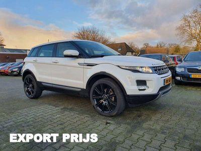 tweedehands Land Rover Range Rover evoque 2.2 eD4 2WD Dynamic *LEDER+PANO+NAVI+PDC+ECC+CRUIS