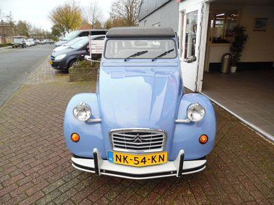 tweedehands Citroën 2CV 0.6 bleu celeste
