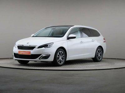 tweedehands Peugeot 308 Blue Lease Premium 1.6 BlueHDi, Leder, Navigatie, Panoramadak