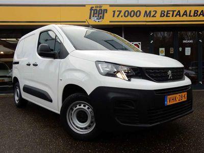 tweedehands Peugeot Partner 1.5 BlueHDI Premium EX.BTW