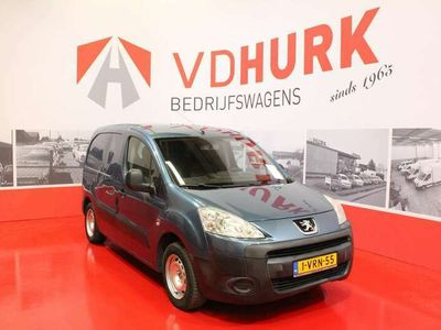 tweedehands Peugeot Partner 120 1.6 HDI Airco/Trekhaak