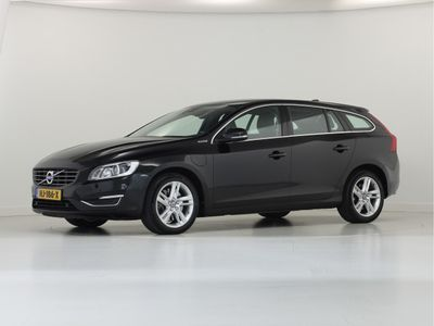 tweedehands Volvo V60 2.4 D6 AWD Plug-in Hybrid Summum - Excl. BTW.
