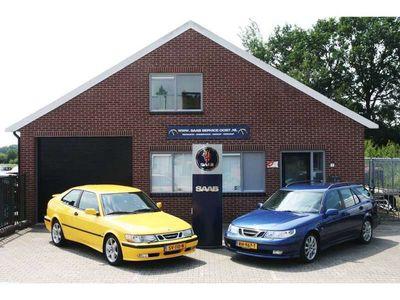 tweedehands Saab 9-3 Cabriolet 1.8t Vector