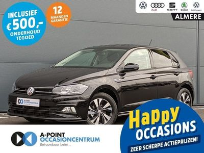 tweedehands VW Polo 1.0 TSI 96PK R-Line | R-line Exterieur | Navigatie
