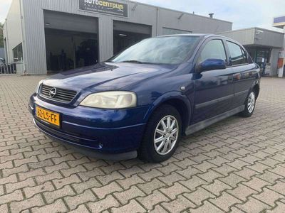 tweedehands Opel Astra 1.6 GL ELEK PAKKET | RADIO CD | NETTE AUTO
