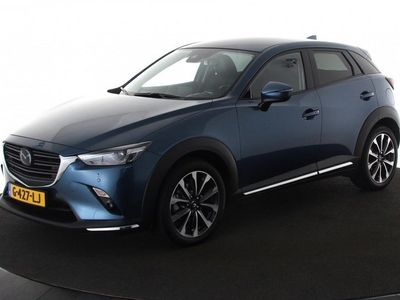 tweedehands Mazda CX-3 2.0 SkyActiv-G 120 GT-M | Automaat | Leder | Navigatie | Zondag Open!