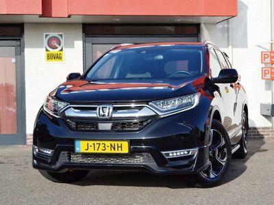 tweedehands Honda CR-V 1.5 AWD Lifestyle 7 persoons, 193 Pk, Navi, Camera