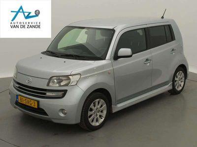 tweedehands Daihatsu Materia 1.3 Rythm / LPG-G3 / airco / lmv / metallic-lak