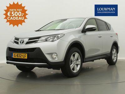 tweedehands Toyota RAV4 2.0 Executive Business Limited 4WD | Automaat | Parkeersensoren en camera