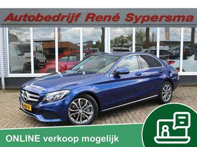 tweedehands Mercedes C350e Lease Edition Plus Burmester/Camera/Standkachel