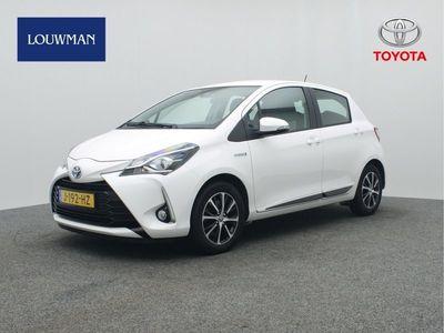 tweedehands Toyota Yaris 1.5 Hybrid Design Limited | Lichtmetalen Velgen | Cruise Control |
