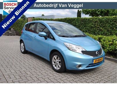 tweedehands Nissan Note 1.2 Connect Edition camera, airco, cruise, navi, elek ramen,