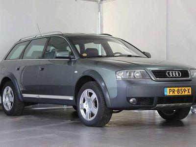tweedehands Audi A6 Allroad 2.7 V6 Bi-Turbo Quattro Automaat | BTW auto | Youn