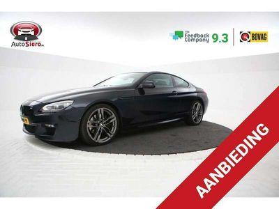 tweedehands BMW 640 640 i High Executive 320PK, M-sport, Navi Vol leer,