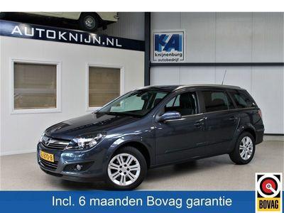 tweedehands Opel Astra Wagon 1.6 116pk Cosmo Xenon verlichting/Half lederen bekleding/Parkeersensoren