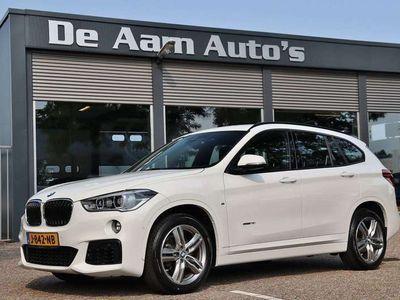 tweedehands BMW X1 SDrive18i Facelift M-Pakket Automaat Led 35.000 km