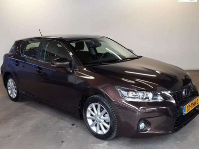 tweedehands Lexus CT200h Business Line Trekhaak