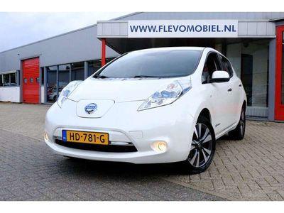 tweedehands Nissan Leaf Tekna 24 kWh Aut. Zero-Emission Leder Navi -E 13.650 incl. subsidie